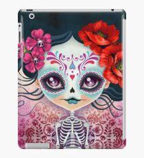 Amelia Calavera - Sugar Skull iPad-Hülle & Klebefolie