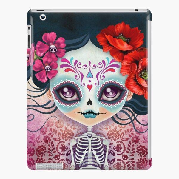 Amelia Calavera - Sugar Skull iPad Snap Case