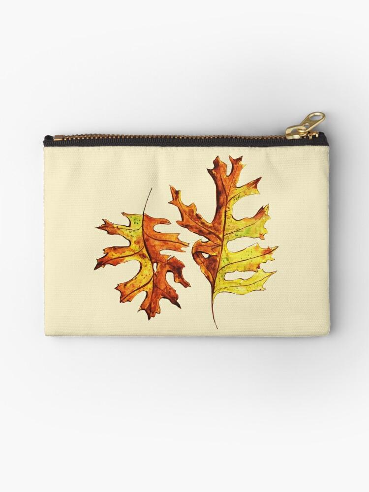 Dancing Autumn Leaves by Boriana Giormova