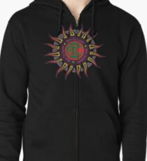Alice In Chains Zipped Hoodie