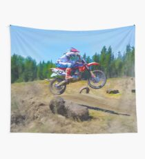 Top of the Hill Wall Tapestry