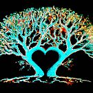 Tree of Colours by Linda Callaghan