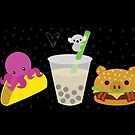 Snack Time Mug by kieutiepie