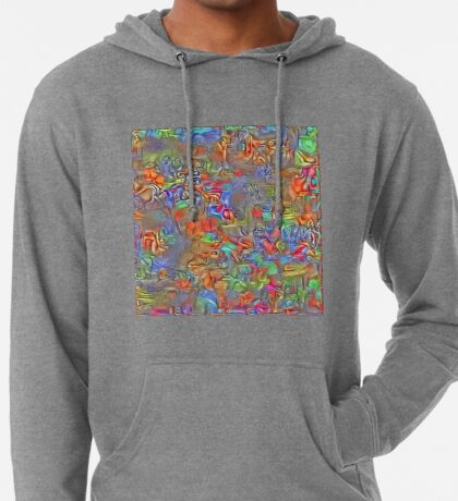 Sinking into deep thought Lightweight Hoodie