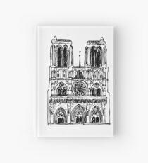 Notre Dame Hardcover Journal