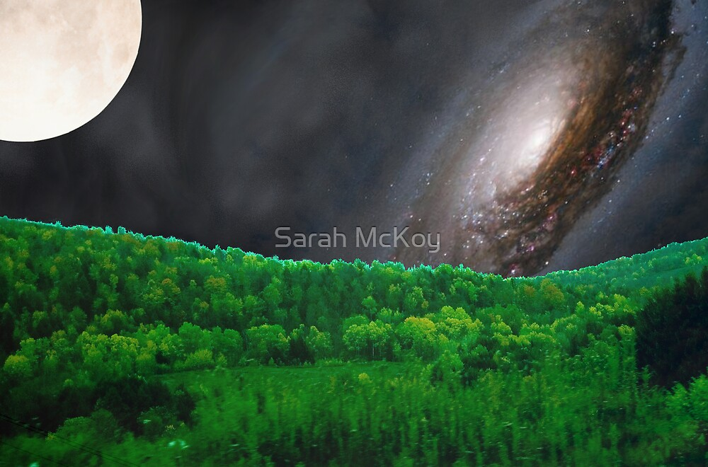 AW Night Sky by Sarah McKoy