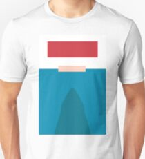 Jaws Simple Series Unisex T-Shirt