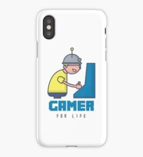 Gamer For Life iPhone Case