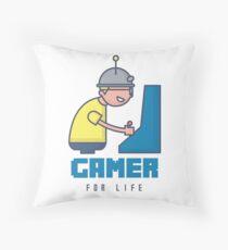 Gamer For Life Floor Pillow
