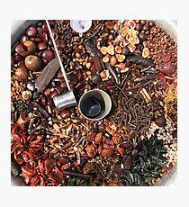 Medicine Jar Photographic Print