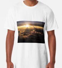 Vulcan Heads For Home Long T-Shirt