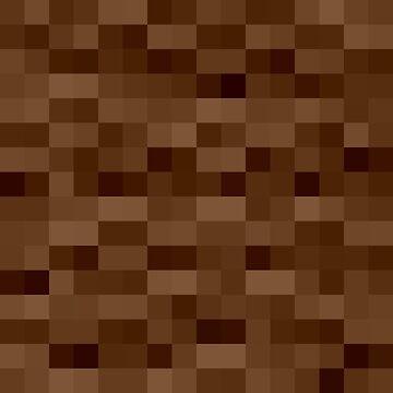 Minecraft Dirt by art-pix