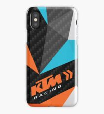 KTM Ready To Race Fractals iPhone Case/Skin
