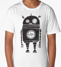 Big Robot 2.0 Long T-Shirt