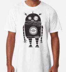 Großer Roboter 2.0 Longshirt