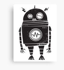 Big Robot 2.0 Canvas Print