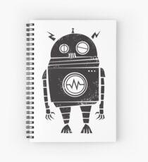 Big Robot 2.0 Spiral Notebook