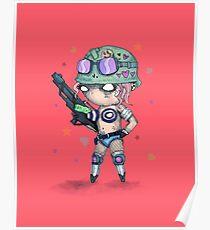Tank Plush Poster