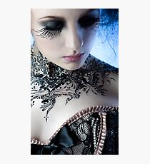 Black Lace - Ulorin Vex Photographic Print