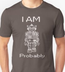 Popular Funny Robot Cartoon Art TM829 Best Trending T-Shirt