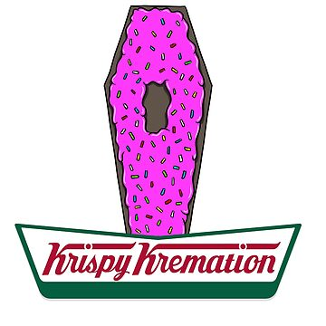 Krispy Kremation by pgdn