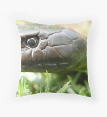 And another Snake (Tiger) Throw Pillow