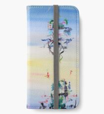 ARCHIPELAGOS OF TIME iPhone Wallet/Case/Skin