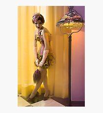 30s Glam V Photographic Print