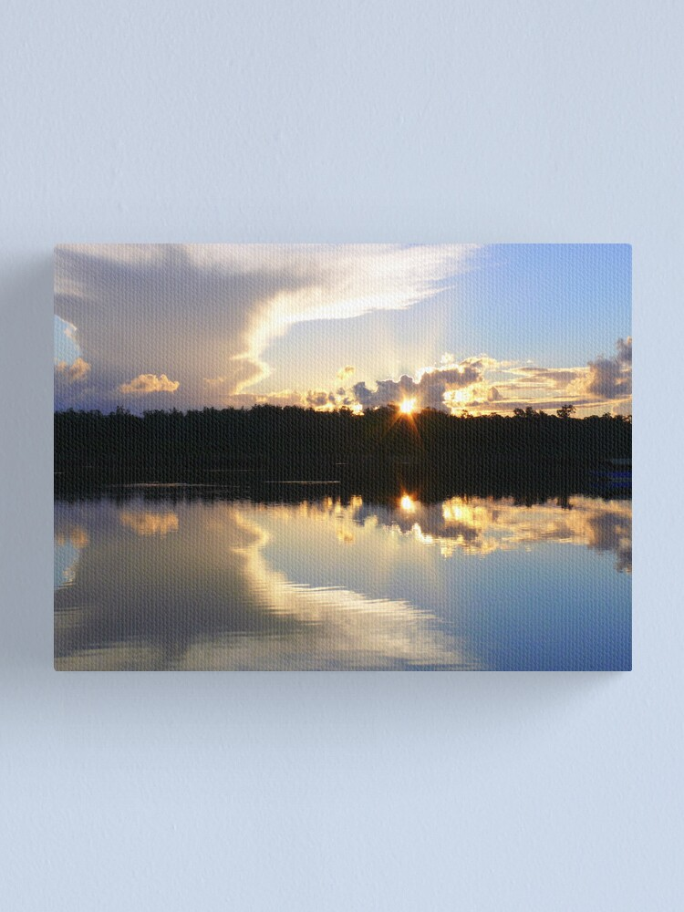 Alternate view of Splay Canvas Print