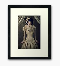 New Year Doll II Framed Print