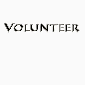 Volunteer by tiggatim