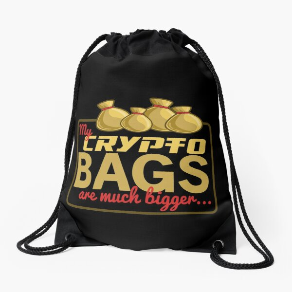 My other bags Drawstring Bag