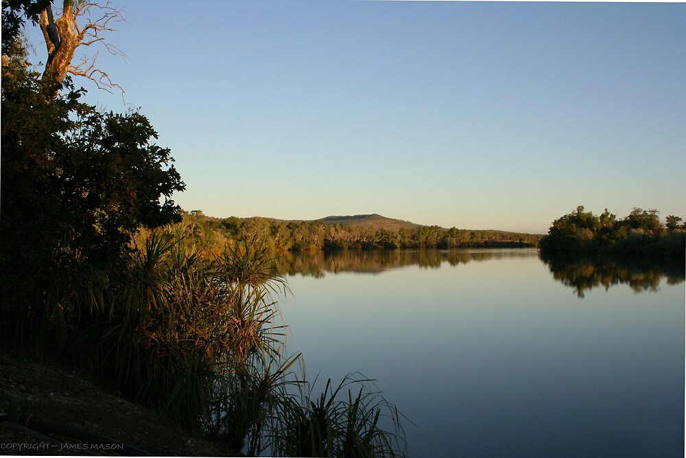 King Edward River by jamesmason