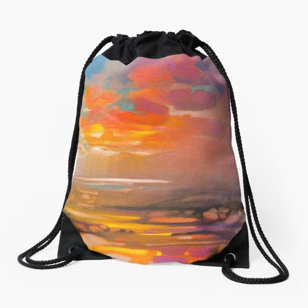 Vivid Light 3 Drawstring Bag