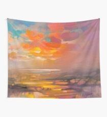 Vivid Light 3 Wall Tapestry