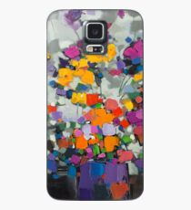 Floral Spectrum 2 Case/Skin for Samsung Galaxy