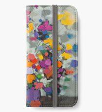 Floral Spectrum 2 iPhone Wallet/Case/Skin