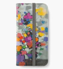 Floral Spectrum 2 iPhone Wallet/Case/Skin