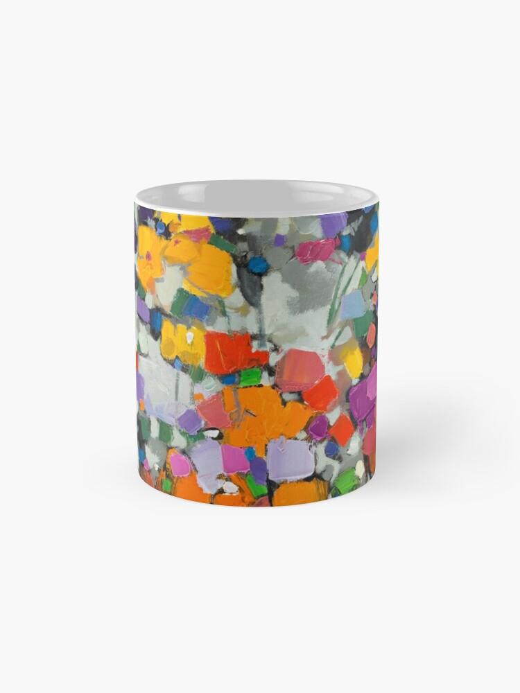 Alternate view of Floral Spectrum 2 Mug