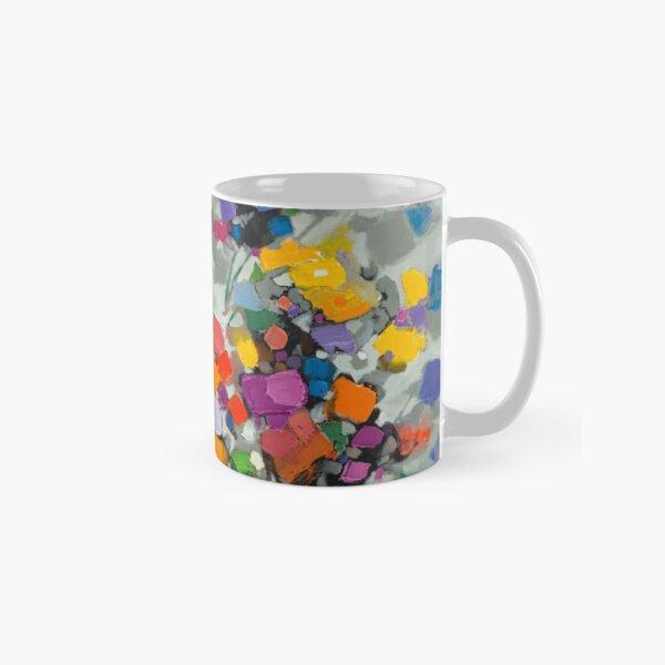 Floral Spectrum 2 Classic Mug