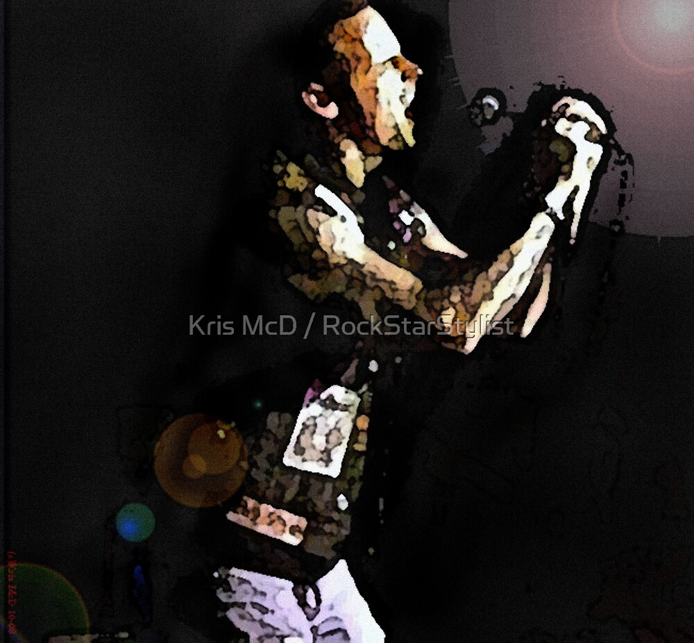 The Disciples-Sammytown by Kris McD / RockStarStylist