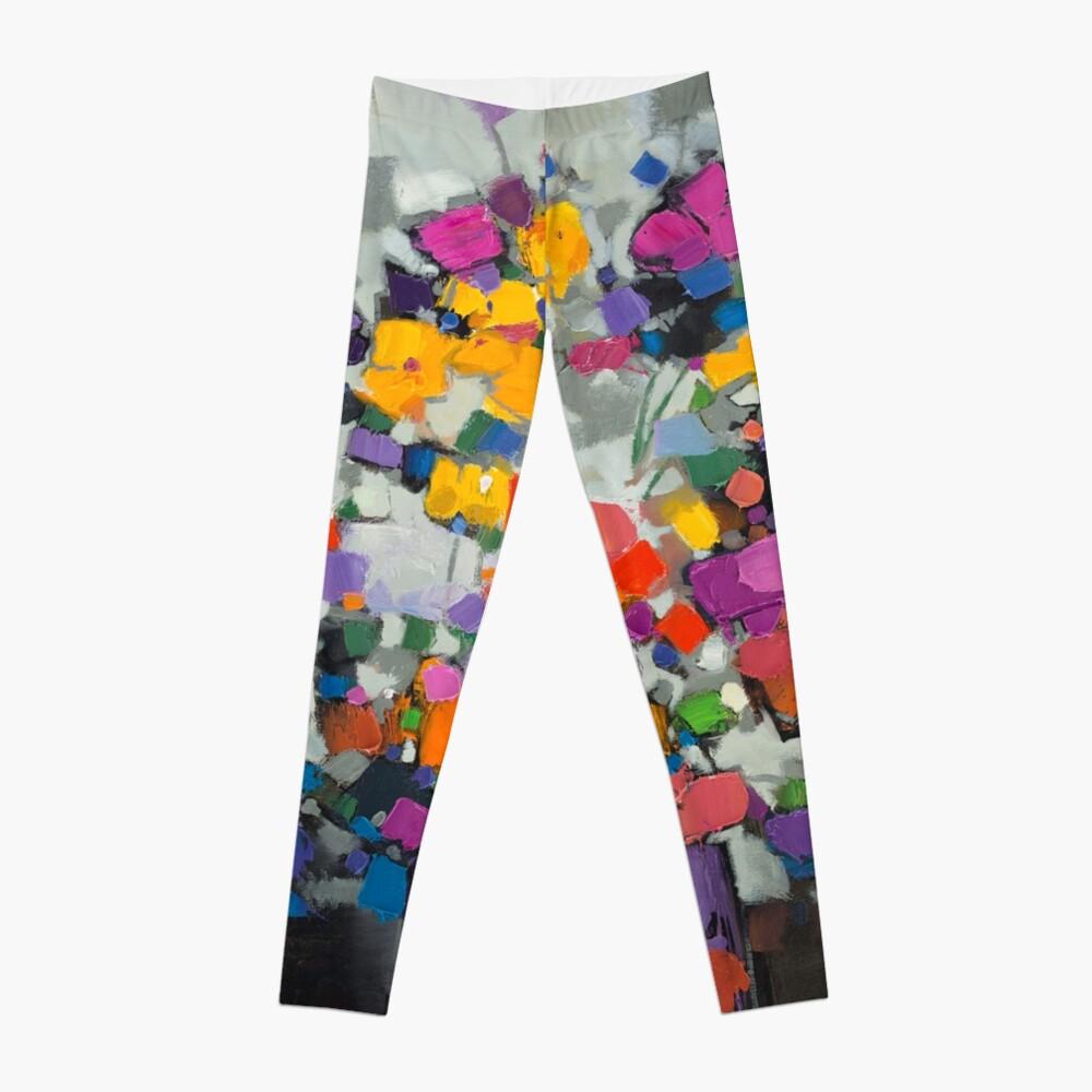 Floral Spectrum 2 Leggings