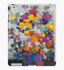 Floral Spectrum 2 iPad Case/Skin