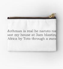 Bolso de mano Mothman es real