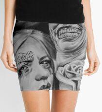 Loyalty Lost Mini Skirt