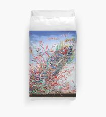 UNKNOWN FORCES Duvet Cover