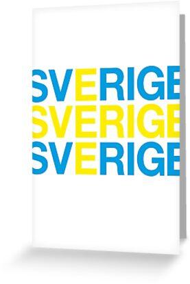SWEDEN von eyesblau