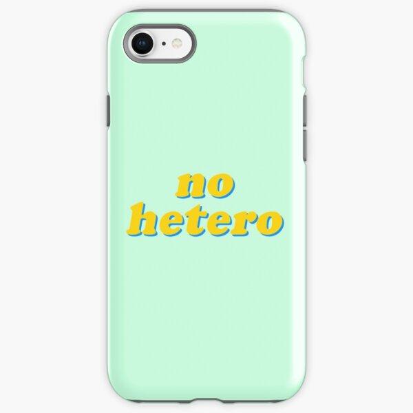 no hetero iPhone Tough Case