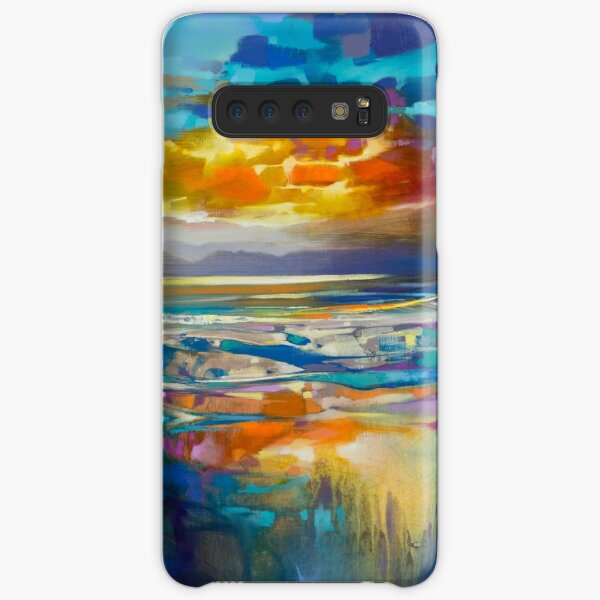 Liquid Cyan  Samsung Galaxy Snap Case