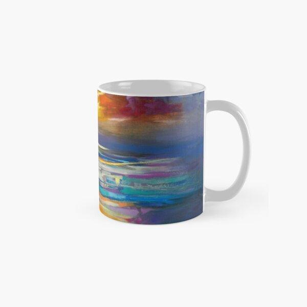 Liquid Cyan  Classic Mug